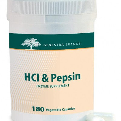 HCL Pepsin Enzyme supplement