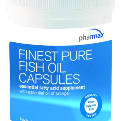 pharmax fish oil capsules